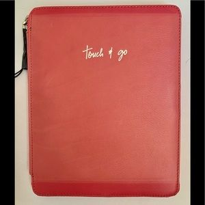 Rebecca Minkoff Touch And Go iPad Case Pink